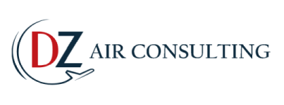 DZ Air Consulting Logo